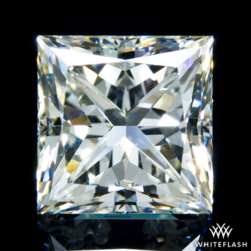 1.025 ct I VS2 A CUT ABOVE® Princess Super Ideal Cut Diamond