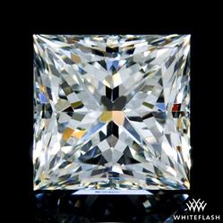 0.814 ct H VS2 A CUT ABOVE® Princess Super Ideal Cut Diamond