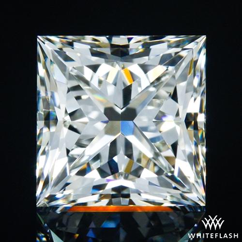 1.068 ct I VS2 A CUT ABOVE® Princess Super Ideal Cut Diamond