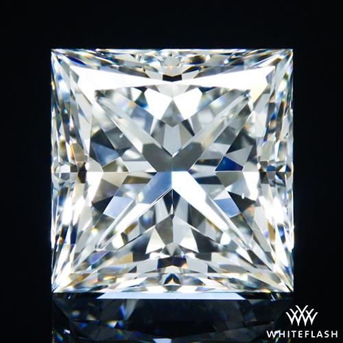 1.314 ct I VS1 A CUT ABOVE® Princess Super Ideal Cut Diamond