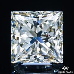 1.71 ct J VS2 A CUT ABOVE® Princess Super Ideal Cut Diamond