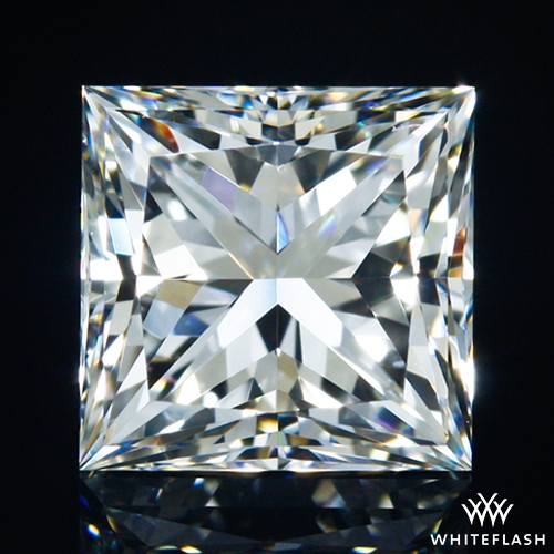 1.007 ct G VS1 A CUT ABOVE® Princess Super Ideal Cut Diamond