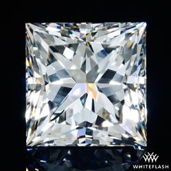 0.702 ct H VS1 A CUT ABOVE® Princess Super Ideal Cut Diamond