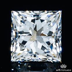 0.537 ct H VS2 A CUT ABOVE® Princess Super Ideal Cut Diamond