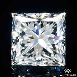 0.71 ct F VVS1 A CUT ABOVE® Princess Super Ideal Cut Diamond
