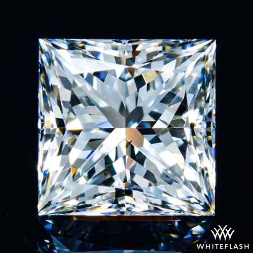1.045 ct I VS2 A CUT ABOVE® Princess Super Ideal Cut Diamond