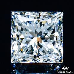 1.045 ct I VS2 A CUT ABOVE® Princess Super Ideal Cut Diamond