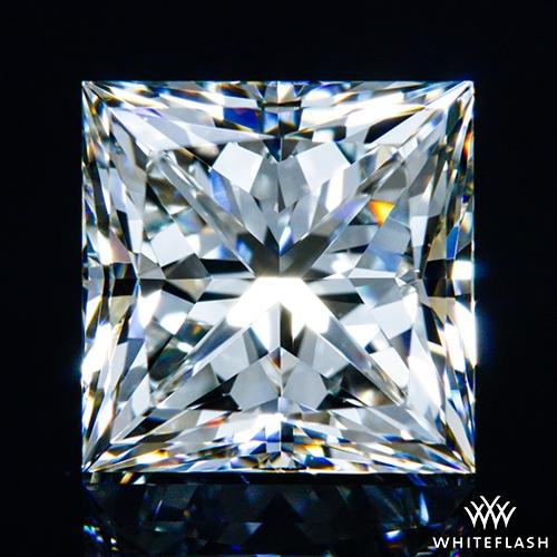 1.706 ct I VS1 A CUT ABOVE® Princess Super Ideal Cut Diamond