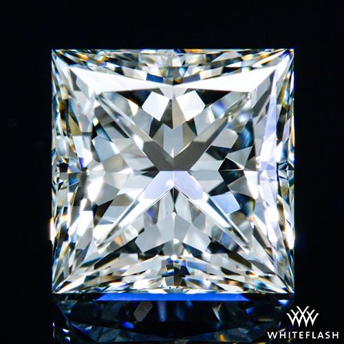 1.072 ct I VS2 A CUT ABOVE® Princess Super Ideal Cut Diamond