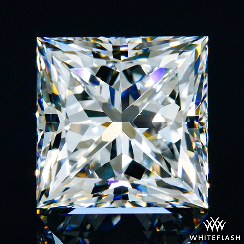 1.348 ct G VS1 A CUT ABOVE® Princess Super Ideal Cut Diamond