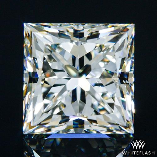 1.72 ct I VS2 A CUT ABOVE® Princess Super Ideal Cut Diamond