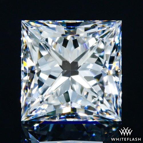 0.612 ct E VS2 Expert Selection Princess Cut Loose Diamond