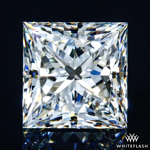 1.728 ct H VVS2 Expert Selection Princess Cut Loose Diamond