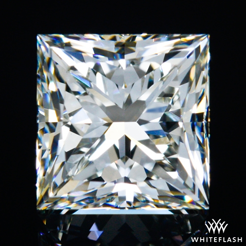 1.00 ct J VS1 A CUT ABOVE® Princess Super Ideal Cut Diamond