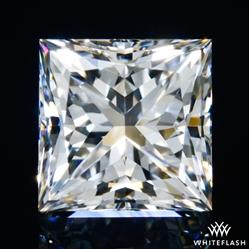 0.657 ct H VS1 A CUT ABOVE® Princess Super Ideal Cut Diamond