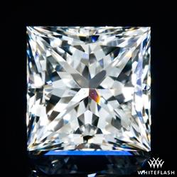 0.541 ct H SI1 A CUT ABOVE® Princess Super Ideal Cut Diamond