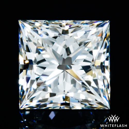 0.516 ct I VS2 A CUT ABOVE® Princess Super Ideal Cut Diamond