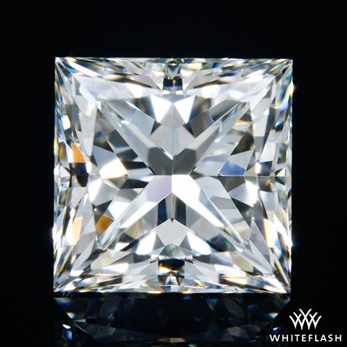 1.251 ct I VS1 A CUT ABOVE® Princess Super Ideal Cut Diamond