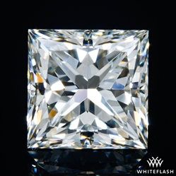 1.251 ct I VS1 A CUT ABOVE® Princess Super Ideal Cut Diamond