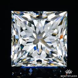 1.295 ct K VS2 A CUT ABOVE® Princess Super Ideal Cut Diamond