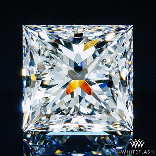 2.53 ct H VS1 Expert Selection Princess Cut Loose Diamond