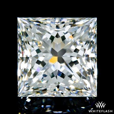 0.99 ct H VS2 A CUT ABOVE® Princess Super Ideal Cut Diamond