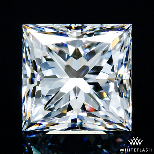 0.598 ct D VS1 A CUT ABOVE® Princess Super Ideal Cut Diamond