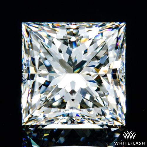 1.633 ct I VS2 A CUT ABOVE® Princess Super Ideal Cut Diamond