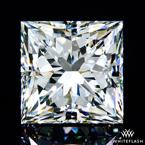 1.617 ct I VS2 A CUT ABOVE® Princess Super Ideal Cut Diamond
