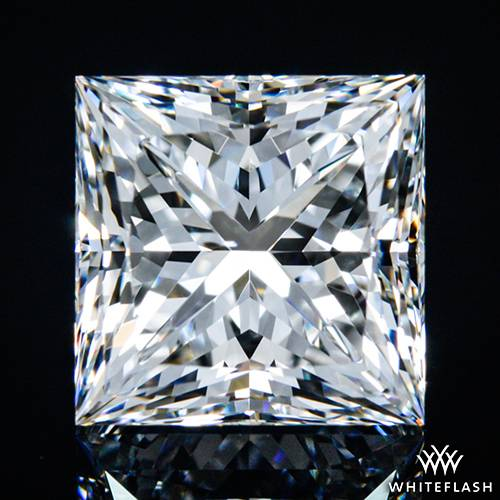 2.205 ct H VS2 A CUT ABOVE® Princess Super Ideal Cut Diamond