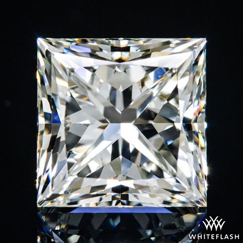 1.236 ct K VS1 A CUT ABOVE® Princess Super Ideal Cut Diamond