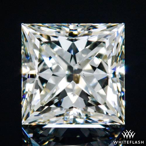0.504 ct K VS2 Expert Selection Princess Cut Loose Diamond