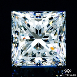 1.51 ct G VS2 A CUT ABOVE® Princess Super Ideal Cut Diamond