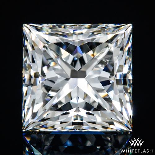 1.218 ct I VS2 A CUT ABOVE® Princess Super Ideal Cut Diamond