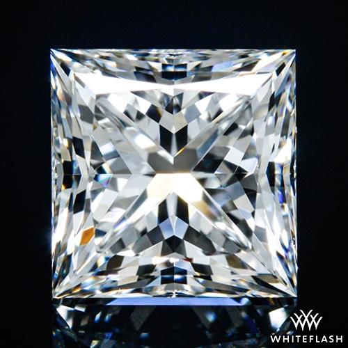 1.015 ct G VS1 A CUT ABOVE® Princess Super Ideal Cut Diamond