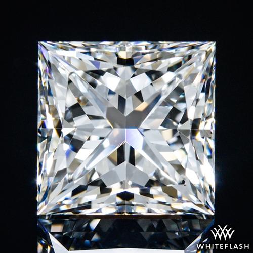 2.02 ct G VVS1 A CUT ABOVE® Princess Super Ideal Cut Diamond
