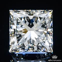 1.704 ct I VS2 A CUT ABOVE® Princess Super Ideal Cut Diamond