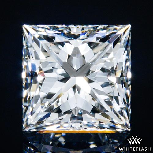 2.002 ct I VS2 A CUT ABOVE® Princess Super Ideal Cut Diamond