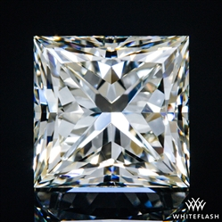 1.12 ct K VS2 A CUT ABOVE® Princess Super Ideal Cut Diamond