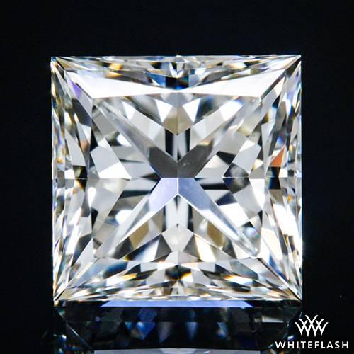 1.004 ct J VS2 A CUT ABOVE® Princess Super Ideal Cut Diamond