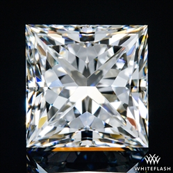 1.225 ct H VS2 A CUT ABOVE® Princess Super Ideal Cut Diamond