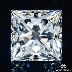 1.201 ct H VS2 A CUT ABOVE® Princess Super Ideal Cut Diamond