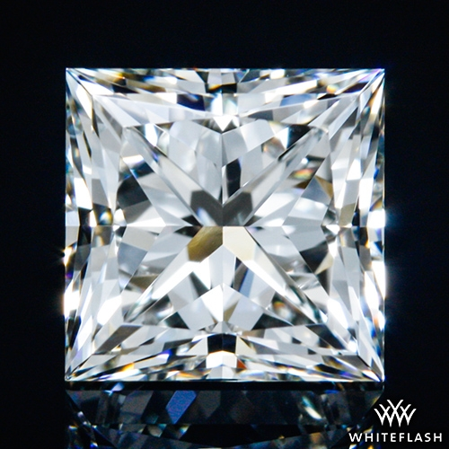 1.428 ct H VS1 A CUT ABOVE® Princess Super Ideal Cut Diamond