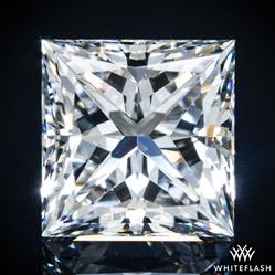 1.002 ct H VS1 A CUT ABOVE® Princess Super Ideal Cut Diamond