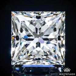 1.311 ct I VS2 A CUT ABOVE® Princess Super Ideal Cut Diamond