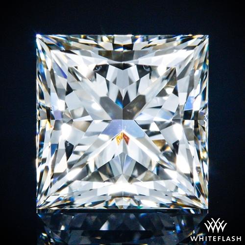 1.158 ct I VS2 A CUT ABOVE® Princess Super Ideal Cut Diamond