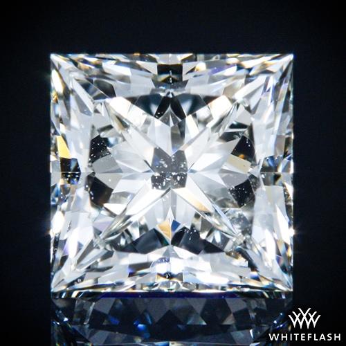 1.015 ct J SI1 Expert Selection Princess Cut Loose Diamond