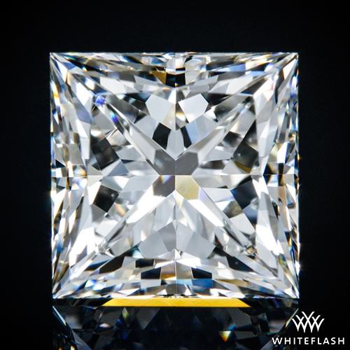 1.538 ct H VS1 A CUT ABOVE® Princess Super Ideal Cut Diamond