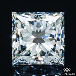 1.03 ct I VS2 A CUT ABOVE® Princess Super Ideal Cut Diamond