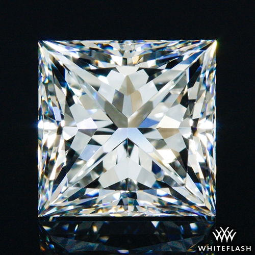 2.061 ct G VVS2 A CUT ABOVE® Princess Super Ideal Cut Diamond